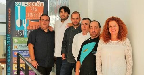 La gastronomía local, protagonista del otoño en Salobreña