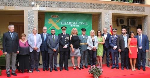 La Guardia Civil conmemora el día su Patrona, la Virgen del Pilar