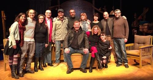 """Llega al Teatro Calderón """"La grieta, entre animales salvajes"""" de la dramaturga motrileña Gracia Morales"""