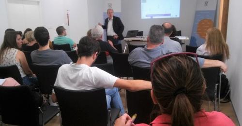 Mancomunidad organizará un curso de 'Gestión Profesional de Redes Sociales' el próximo 10 de octubre en Salobreña