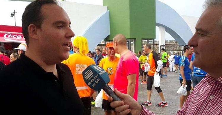 Manuel Guirado, concejal de Deportes de Salobreña
