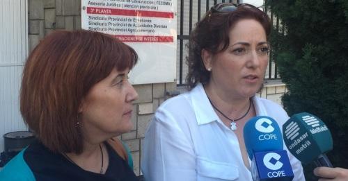 Mari Carmen Pérez_'Motril no está en el mapa de la Junta de Andalucía'