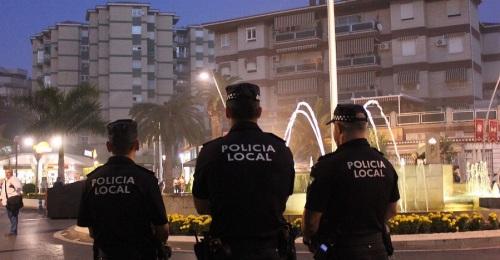 Mª Ángeles Escámez informa del dispositivo especial de seguridad para la noche de Halloween y Todos los Santos