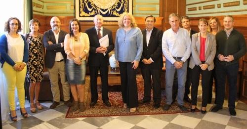 Motril se suma a una campaña de promoción en redes sociales de las comarcas de la provincia