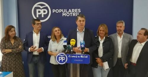 """Para el PP los presupuestos de la Junta """"olvidan"""" nuevamente a la Costa"""