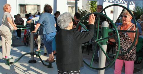 Parque Saludable para Mayores