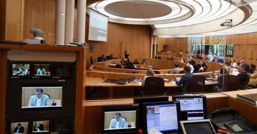 Respaldo unánime del pleno de la Diputación a la candidatura del Geoparque del Cuaternario Valles del Norte de Granada
