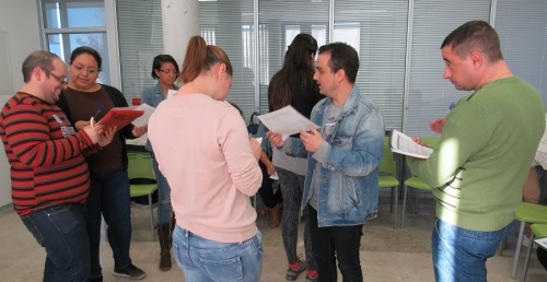20 personas buscan mejorar sus posibilidades de inserción laboral con la Lanzadera de Empleo