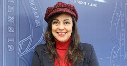 Alicia Crespo, teniente de alcalde de Fiestas y Eventos