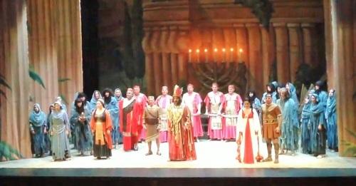 Almuñécar acogerá este miércoles la representación de 'Nabucco', de Verdi