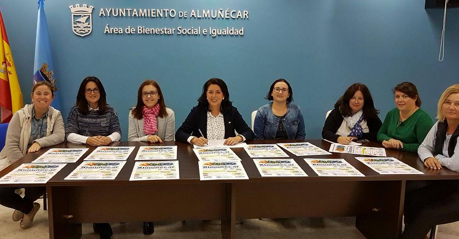 Almuñécar celebrará el Día Intl. de las Personas con Discapacidad con las asociaciones Alojha y Asinal