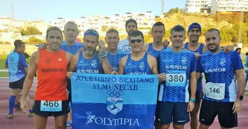 Club Atletismo Sexitano en la IV Edición del Almijara Trail