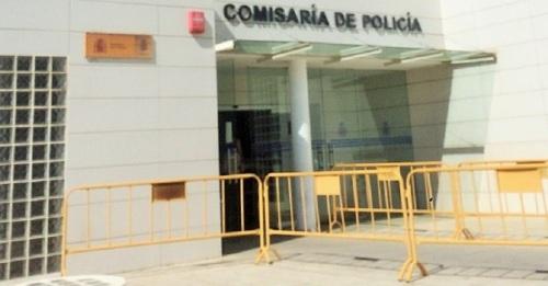 Comisaría de la Policía Nacional en Motril