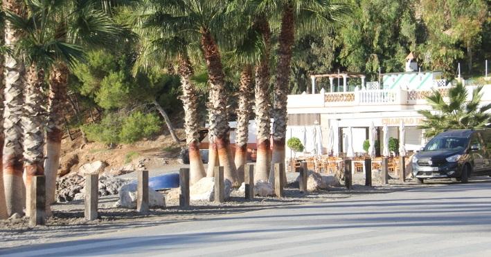 Costas reestructurará los aparcamientos en la zona de Peña Parda