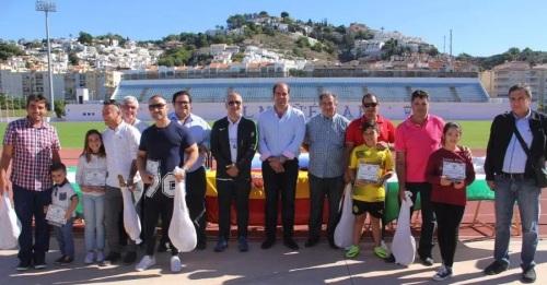 David Medina gana el XXXI Concurso Ornitológico 'Ciudad de Almuñécar'