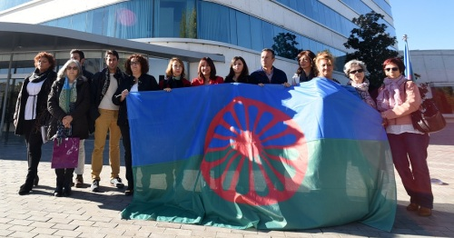 Diputación acoge la presentación de las actividades para conmemorar el Día del Pueblo Gitano Andaluz