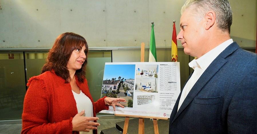 Diputación invertirá 4,7 millones en la rehabilitación del complejo Turismo Tropical del Almuñécar