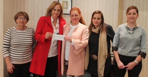 El Ayuntamiento destina la partida de cooperación internacional a la asociación Amigos del Pueblo Saharaui