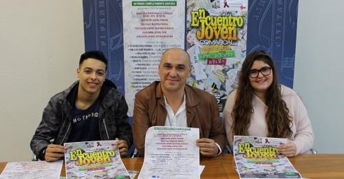 El Encuentro Joven Comarcal 2017 reunirá a más de 600 jóvenes en la Nave de los Arcos