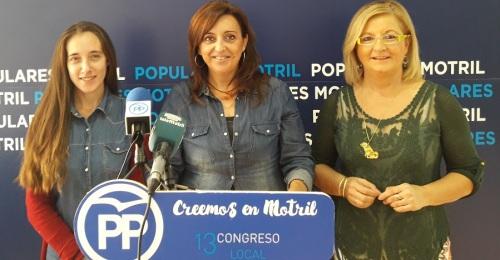 El PP de Motril muestra su disposición a trabajar con lealtad institucional