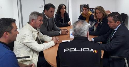 El PP muestra su compromiso con las Fuerzas y Cuerpos de Seguridad del Estado y su equiparación salarial