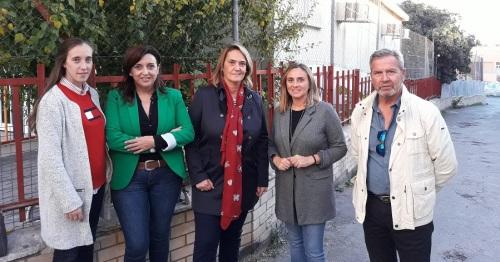 El PP pide mejoras educativas para los centros escolares de Motril