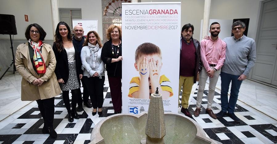 'Escenia Granada' llegará a más de 10 mil escolares de la provincia