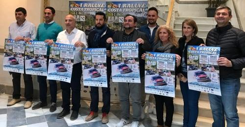 Este fin de semana se celebra la primera edición del Rally Costa Tropical de Granada