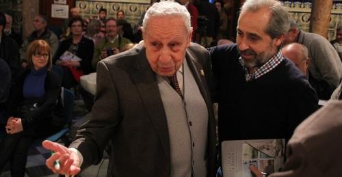 Fallece en Madrid José López Lengo, Cronista Oficial de la Ciudad