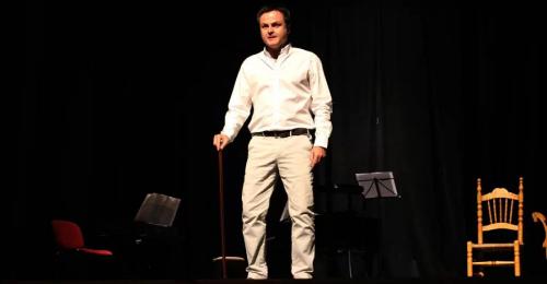 Francisco Ruiz recitará poesía este jueves en la Casa de la Cultura de Almuñécar