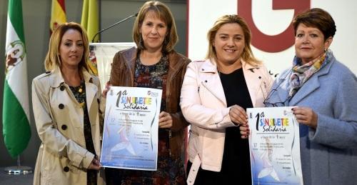 Gualchos-Castell de Ferro celebra una carrera solidaria en apoyo a la Asociación Española Contra el Cáncer