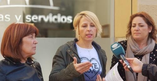 IU recurre la subida del 7% en el recibo del agua en la Costa de Granada