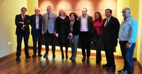 La Junta colabora con el Aula del Mar de la Universidad de Granada en proyectos de investigación pesquera