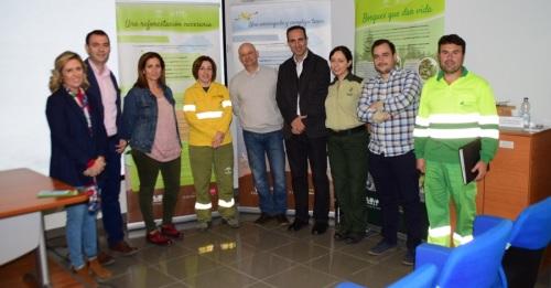 La Junta despliega una campaña preventiva contra incendios causados por trabajos agrícolas