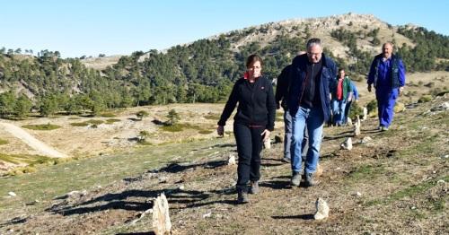 La Junta lanza un plan de adecuación de infraestructuras en espacios naturales con casi 240 actuaciones