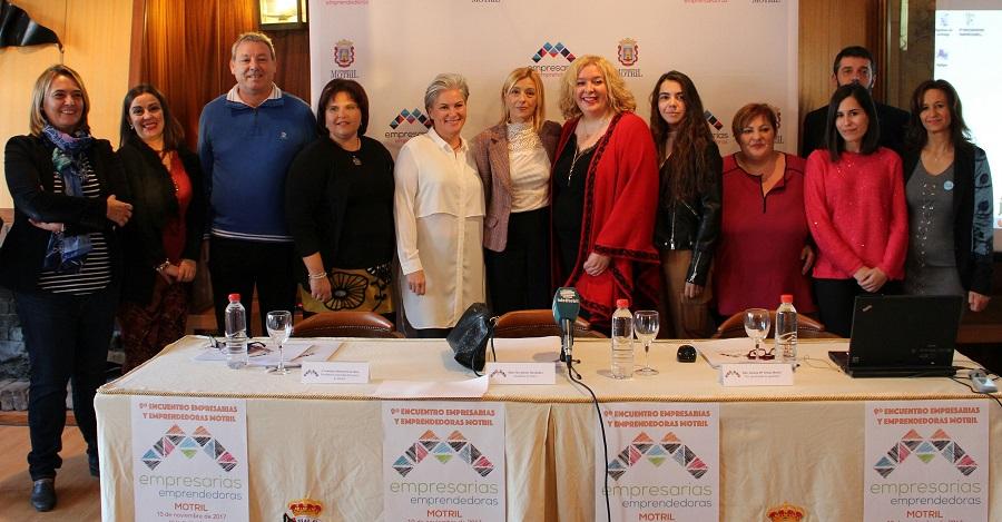 La novena edición del 'Encuentro de empresarias y emprendedoras_ promueve la formación y la visibilidad en las redes de la mujer empresaria