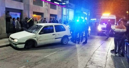 La Policía Local detiene a tres personas sospechosas de un robo tras una intensa persecución por Motril
