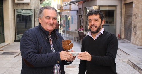 Motril recibe un premio por la gestión de los residuos electrónicos