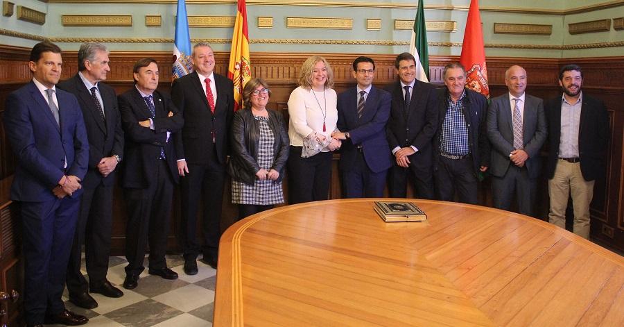 Motril y Granada avanzan en un proyecto común de provincia