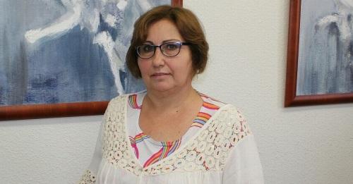 Motril_La edil de Inmigración, Mercedes Sánchez