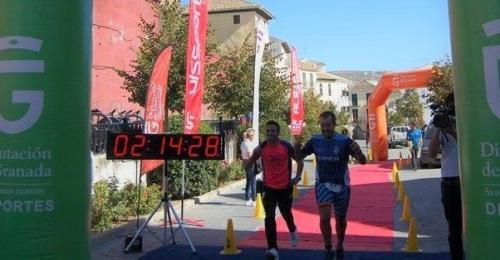 Participación del Club Atletismo Sexitano en laII Edición del Duatlón Cross Alhama de Granada