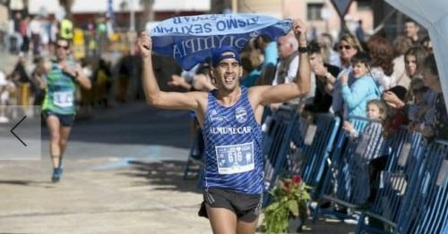 Participación del Club Atletismo Sexitano en laXXXIV Media Maratón 'Ciudad de Motril'
