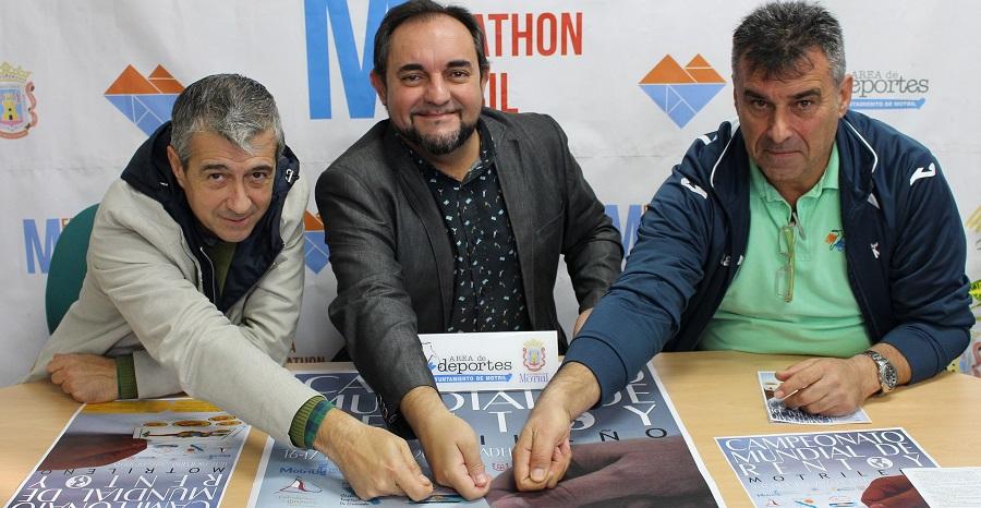 Primer 'Campeonato Mundial de Rentoy Motrileño'