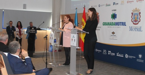 Rufino destaca la importancia del segmento del turismo cultural en el II Foro Granada - Motril