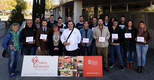 Sabor Granada crece hasta alcanzar las 130 empresas y en 2018 incorporará el sector de la hostelería