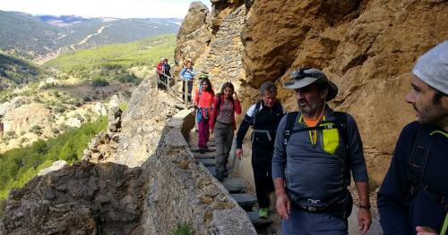 Senderistas de Almuñécar hicieron una bonita ruta por Laujar de Andarax.png