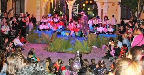 Terror y diversión para todos los públicos en la noche de Halloween (2)