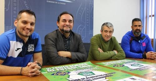 VI Trofeo Benéfico de Fútbol Sala Puerto de Motril, alimentos y productos de higiene para Jesús Abandonado
