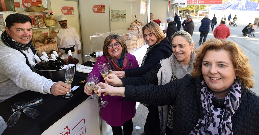 29 empresas agroalimentarias en la 2ª edición de la Feria Sabor Granada
