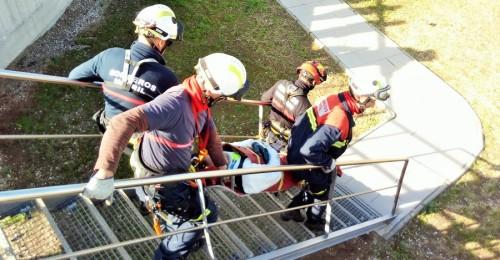 Aguas y Servicios apuesta por la prevención de riesgos laborales